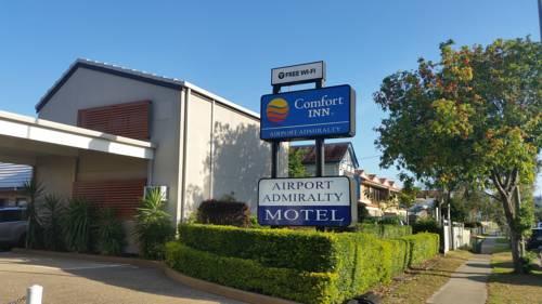 hotel Comfort Inn Airport Admiralty