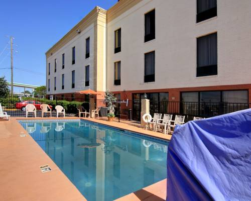 hotel Comfort Suites Cumming