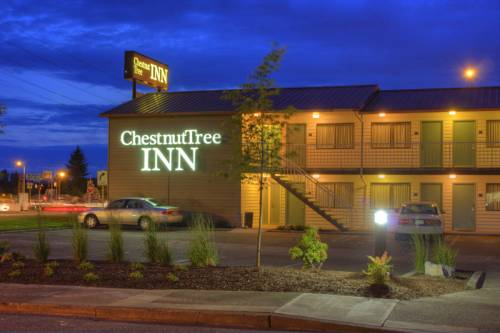 hotel Chestnut Tree Inn Portland Mall 205
