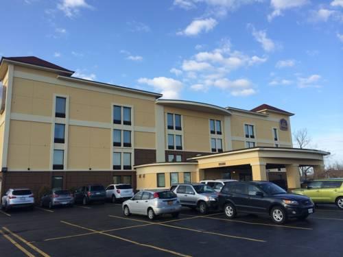 hotel Best Western Inn Buffalo Airport