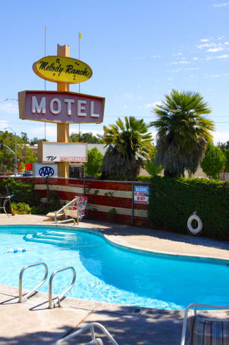 hotel Melody Ranch Motel