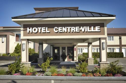 hotel Hôtel Centre-Ville
