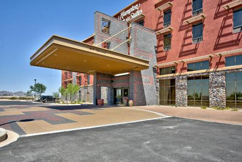 hotel Hampton Inn & Suites Scottsdale Riverwalk