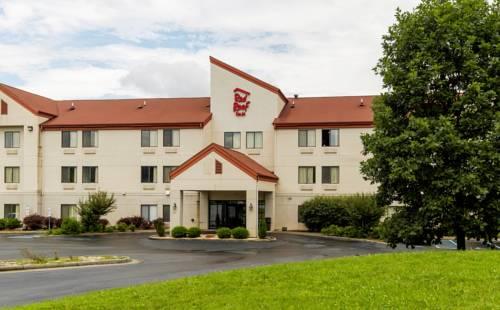 hotel Red Roof Inn Roanoke - Troutville