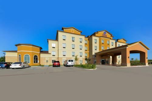 hotel Comfort Suites at Lake Worth