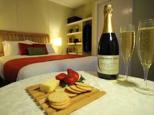 hotel Gisborne Peak Winery Eco-Cottages