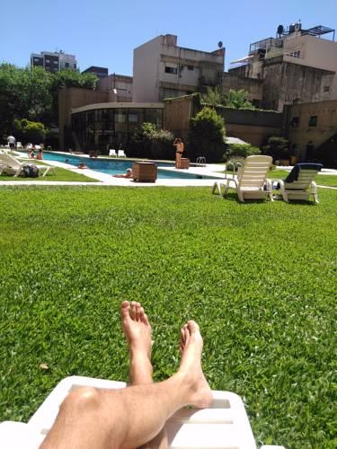 hotel Apartamento Jardines del Libertador Torre - Spa