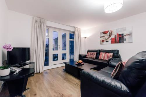 hotel Roomspace Serviced Apartments - The Hurley Apartments