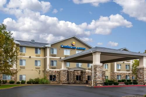 hotel Comfort Inn & Suites Pittsburg