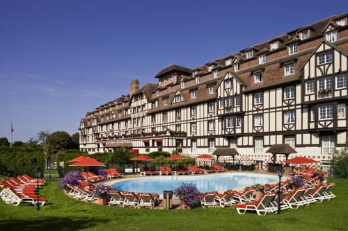 hotel Hôtel Barrière L'Hôtel du Golf