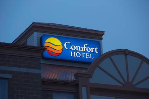 hotel Comfort Hotel Bayer's Lake