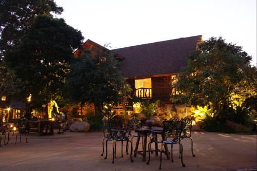hotel The Log of Paradis