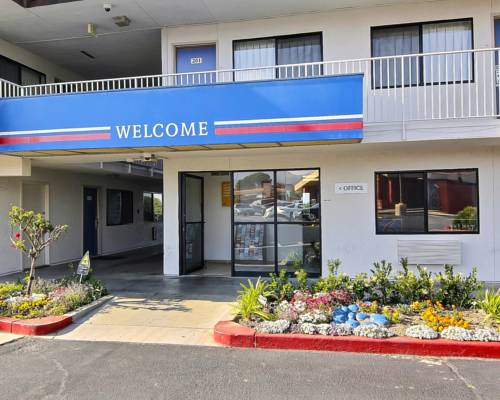 hotel Motel 6 Palmdale