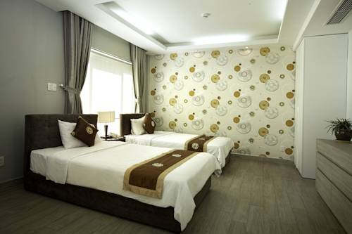 hotel Saigon South Residence