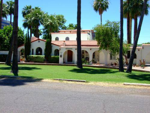 hotel Maricopa Manor B&B Inn