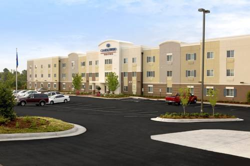 hotel Candlewood Suites Carrollton