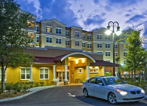 hotel Residence Inn Tampa Suncoast Parkway at NorthPointe Village