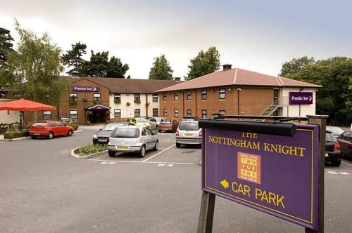 hotel Premier Inn Nottingham South