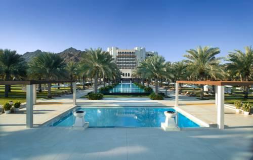 hotel Al Bustan Palace, A Ritz-Carlton Hotel