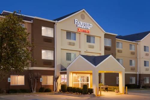 hotel Fairfield Inn & Suites Longview