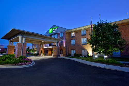 hotel Holiday Inn Express Hotel & Suites Dayton-Centerville