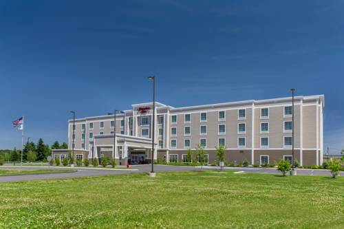 hotel Hampton Inn Presque Isle