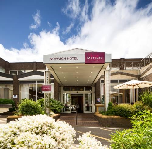 hotel Mercure Norwich Hotel