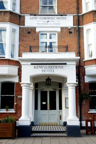 hotel Kew Gardens Hotel