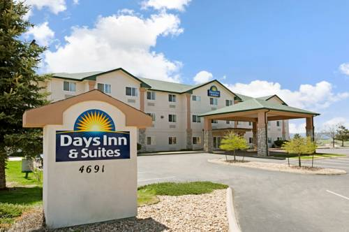 hotel Days Inn & Suites Castle Rock