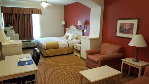 hotel Best Western Palo Duro Canyon Inn & Suites