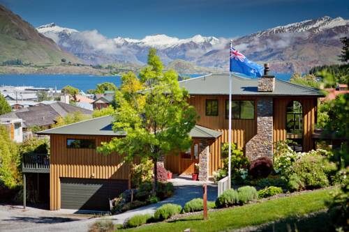 hotel Wanaka Springs Lodge