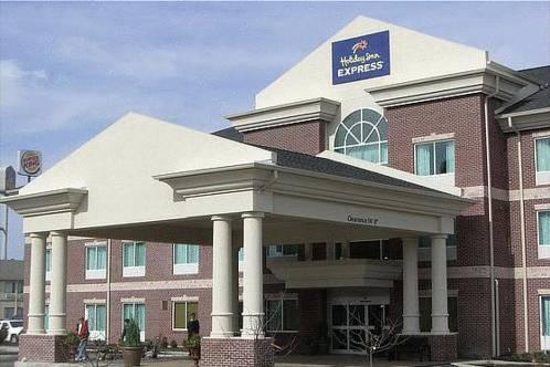 hotel Holiday Inn Express Carrollton