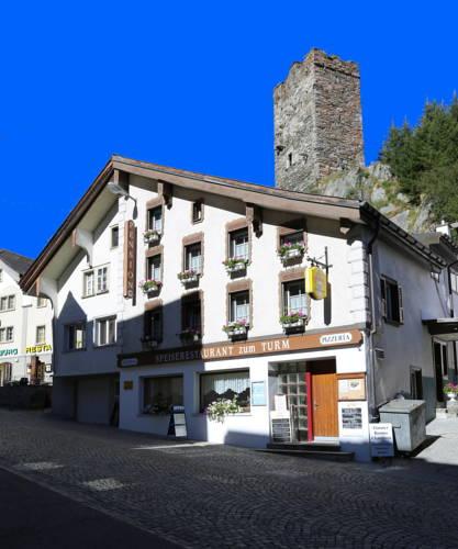 hotel Gasthaus Pension zum Turm