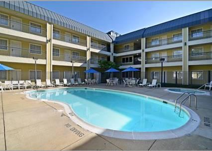 hotel Quality Suites Rockville