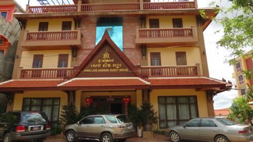 hotel Seng Live Angkor Guesthouse