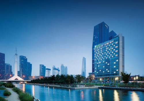 hotel Holiday Inn Incheon Songdo
