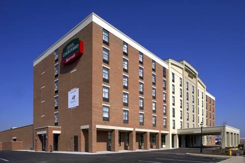 hotel Courtyard Hamilton