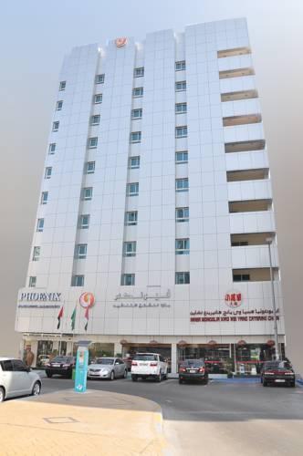 hotel Phoenix Plaza Hotel Apartments
