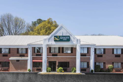 hotel Quality Inn Cedartown