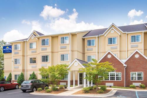 hotel Microtel Inn and Suites Montgomery