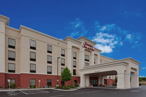 hotel Hampton Inn and Suites Syracuse-Erie Boulevard