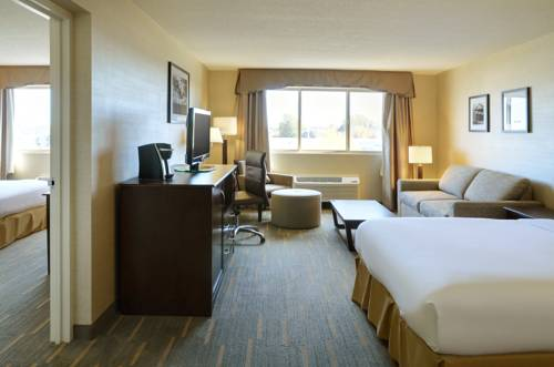 hotel Holiday Inn Lethbridge