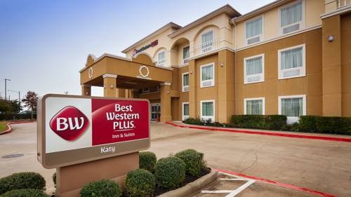 hotel Best Western Plus Katy Inn and Suites