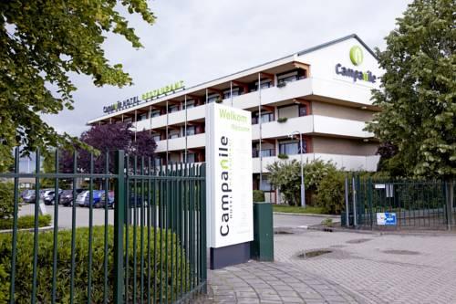 hotel Campanile Hotel & Restaurant Eindhoven