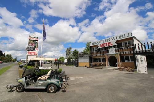 hotel Forgotten World Motel