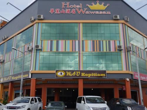 hotel Hotel Wawasan