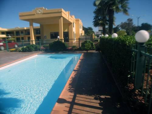 hotel Deco City Motor Lodge
