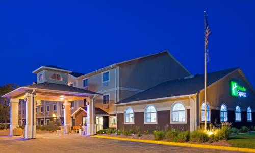 hotel Holiday Inn Express Deforest