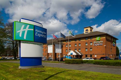 hotel Holiday Inn Express Birmingham Oldbury M5, Jct.2