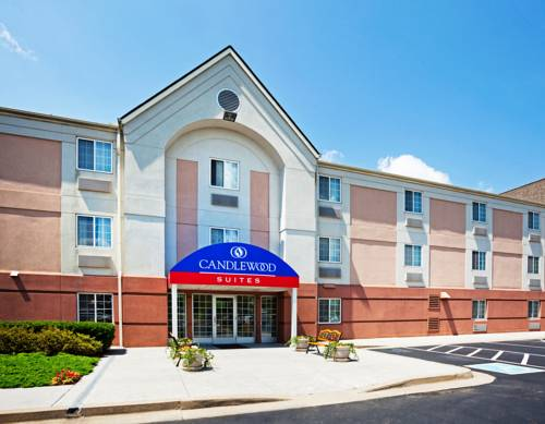 hotel Candlewood Suites Knoxville